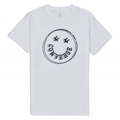 CONVERSE HAPPY CAMPER GRAPHIC T-SHIRT